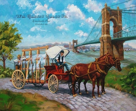 Glenny Glass - Horse-drawn Carriage